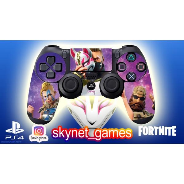 SKIN para plotear tu joystick PS4
