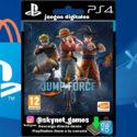Jump Force  ( PS4 / DIGITAL ) CUENTA SECUNDARIA