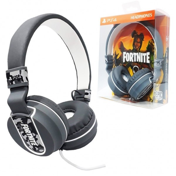 Auricular FORTNITE para PS4 CON MICROFONO