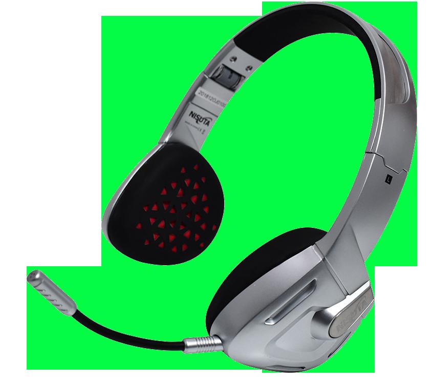 Auricular gaming PS4 o Smartphone con vincha y micrófono  NSAUG200C – NISUTA