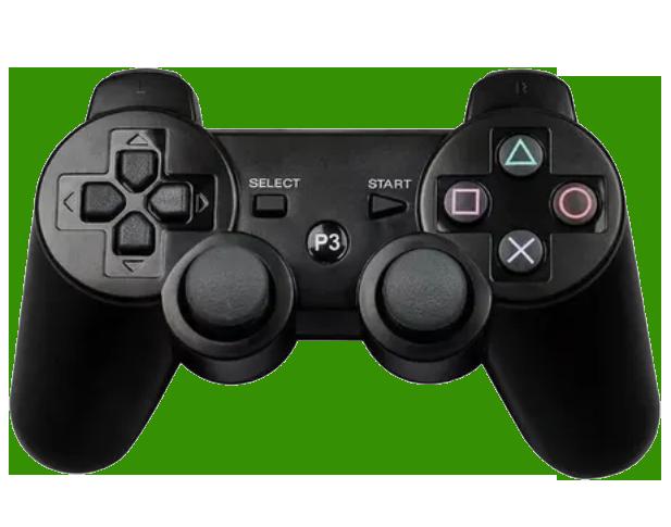 Joystick PS3 INALAMBRICO Negro
