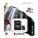 Memoria MicroSD ORIGINAL Canvas Select Plus 16GB – KINGSTON