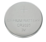 Pila CR2025 batería Litio 3 Volts – T & E