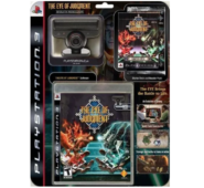 The Eye Of Judgement Bundle Ps3 Camara + Cartas + Juego PS3 FISICO