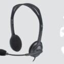 Auricular con micrófono H111 Mic/auric – LOGITECH