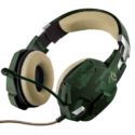 Auricular Headset for PS4 GXT 322C Carus Gaming – jungle camo TRUST
