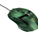 Mouse GXT 101C GAV Jungle Camuflado – TRUST