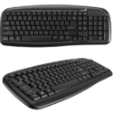 Teclado Rs2 Kb-118 Usb Negro – GENIUS