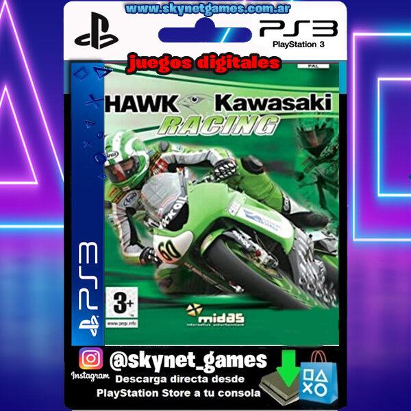 Hawk Superbike Racing ( PS3 / DIGITAL )