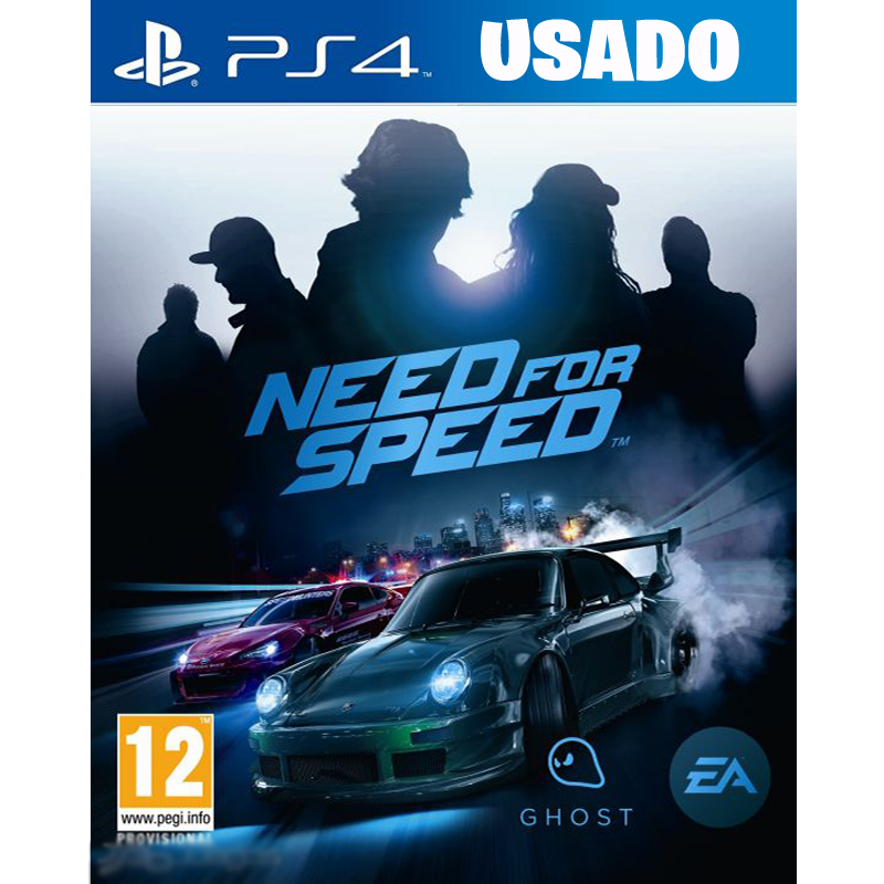 Need for Speed  ( PS4 / FISICO USADO )
