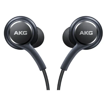 Auricular Tuned by AKG black – SAMSUNG