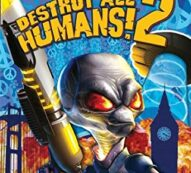 Juego PS2 – Destroy All Humans 2