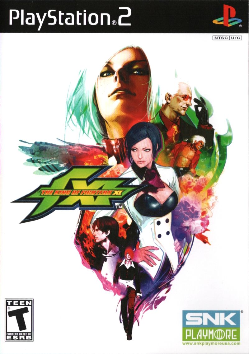 Juego PS2 – The King Of Fighters XI