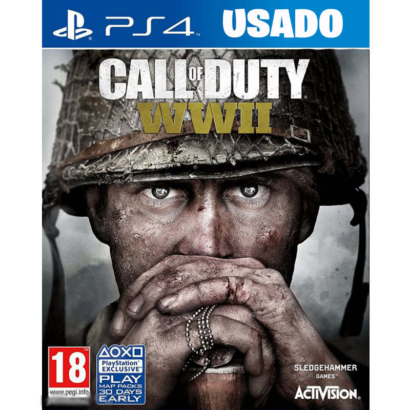 Call of Duty: WWII (PS4 / FISICO USADO )