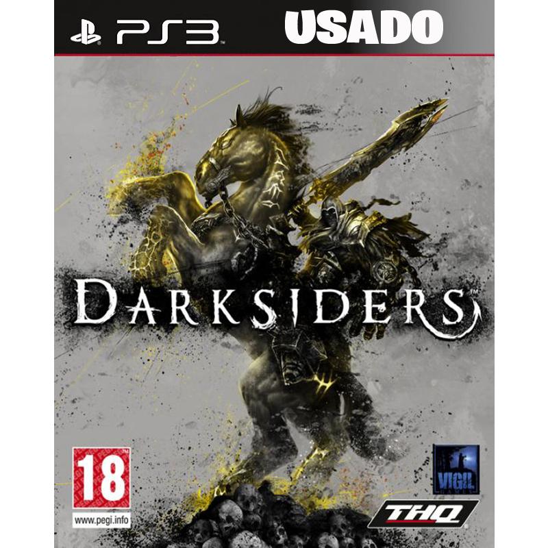 Dark Siders ( PS3 / FISICO USADO )