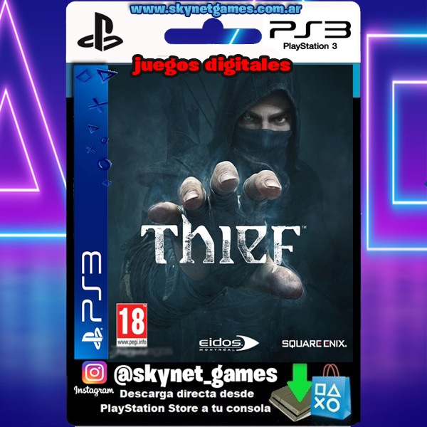 Thief ( PS3 / DIGITAL )