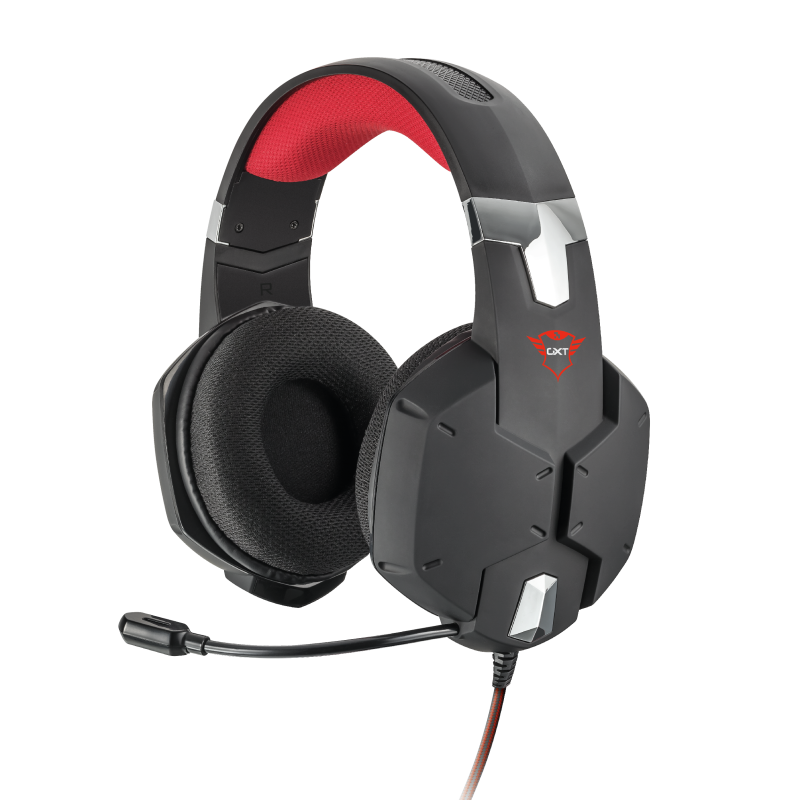 Auricular for PS4 GXT 322 Carus Gaming Headset – black – TRUST
