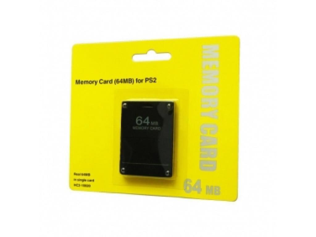 Memory Card 64 MB para ps2
