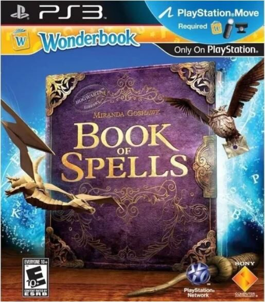 Book of Spells para PS3 + Play Station Move