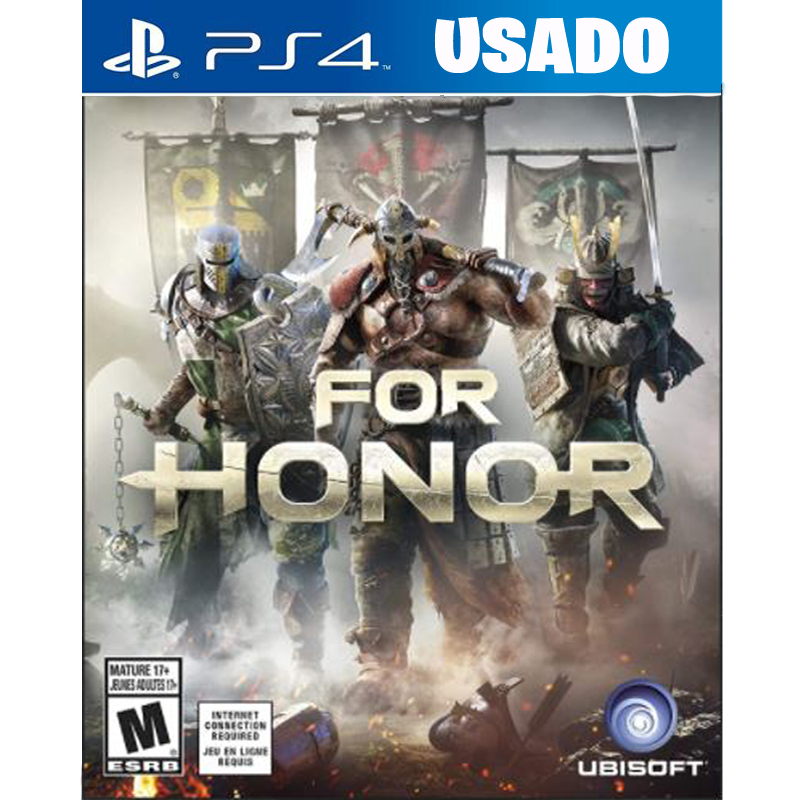 For Honor ( PS4 / FISICO USADO)